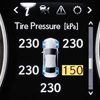 空気圧 センサー レクサス